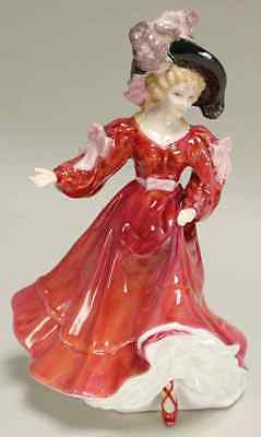 Royal Doulton FIGURINE OF THE YEAR-LADIES PATRICIA 1993
