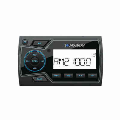 SOUNDSTREAM Bluetooth/USB/AUX Digital Media Marine Stereo | MHU-32