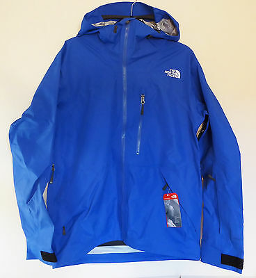 The North Face Uomo Mountain Opps HYVENT sci POLVERE Guide Giacca Blu nautico M