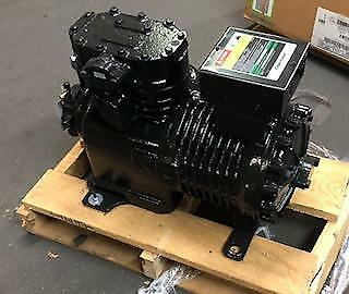 Copeland 9Rc1-101A-Tfc-800 10 Hp High Temp Refrig Semi-Hermetic Compressor