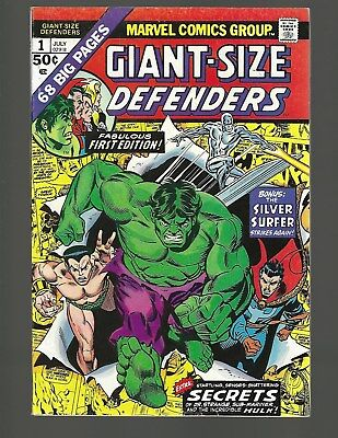 Giant Size Defenders #1