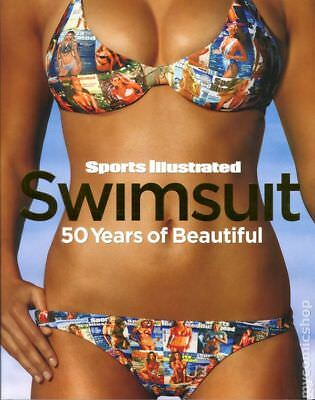 Sports Illustrated Swimsuit: 50 Years of Beautiful HC #1-1ST 2013 VF Stock Image