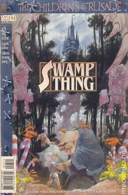 Swamp Thing (2nd Series) Annual #7 1993 VF Stock Image