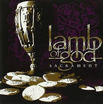 Lamb Of God: Sacrament – Cd + Dvd Set, 90 Minute Dvd Disc