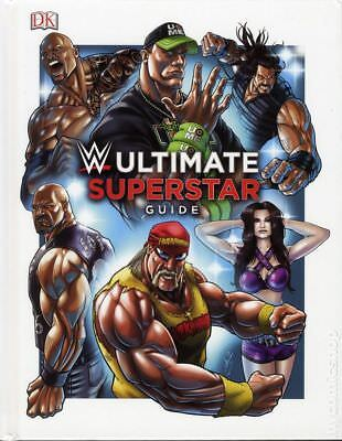 WWE Ultimate Superstar Guide HC (DK) #1-1ST 2015 NM Stock Image