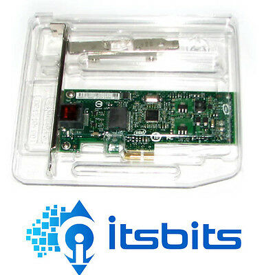 Intel Expi9301Ctblk Pci-E Gigabit Network Card 10/100/1000 Rj45 Connection New