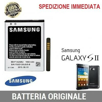 New Battery Original Samsung Eb-F1A2Gbu For I9100 Galaxy S2 S Ii I9105 Plus