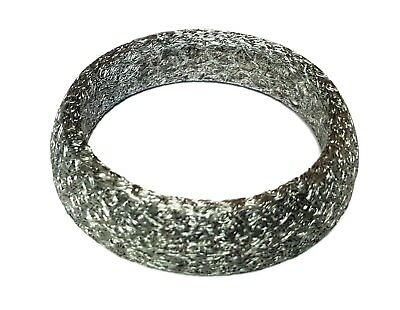 "60mm ID Steel Donut Crush Gasket 76mm 3"" OD"