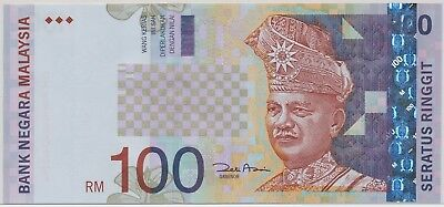 Malaysia 100 Ringgit ND(2001), P.44d_UNC