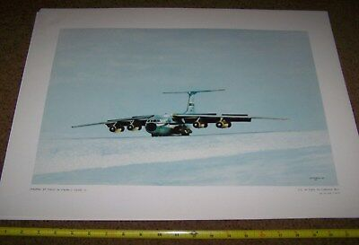 Air Force Art Collection Picture Poster *nice* #5