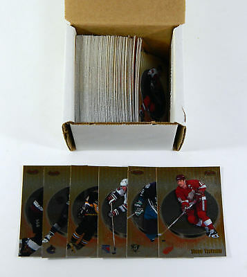 1998-99 Bowman's Best Hockey Set without SPs (100) Nm/Mt Gretzky Roy Brodeur