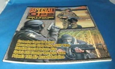 Special Ops v. 13 Journal of the Elite Forces and Swat Units (Special Forces)