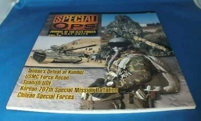 Special Ops Vol. 19 Journal of the Elite Forces and Swat Units.