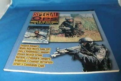 Special Ops v. 2 Journal of the Elite Forces and SWAT Units (Special Forces)