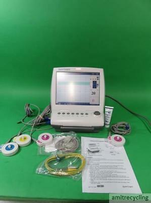 Cooper Surgical F9 Fetal & Maternal Monitor w/Tranducers, Event Marker, Printer