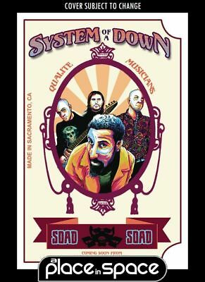 Rock & Roll Biographies: System Of A Down #1 (Wk11)