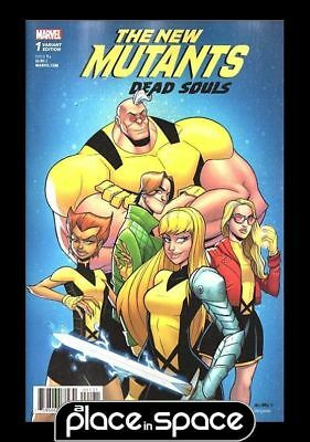 New Mutants: Dead Souls #1B  (Wk11)