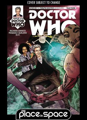 Doctor Who: The Twelfth Doctor Adventures: Year Three #13A (Wk11)