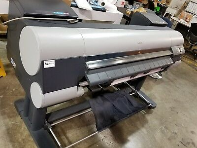 Canon IPF8000S ImagePrograf Wide Format Printer 8Color 44IN - Local Pickup Only