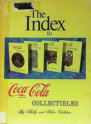The Index To Coca Cola Collectibles By Shelly And Helen Goldstein