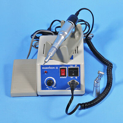 Dental Lab MARATHON Electric Micromotor polishing 35KRpm Slow Handpiece Classic