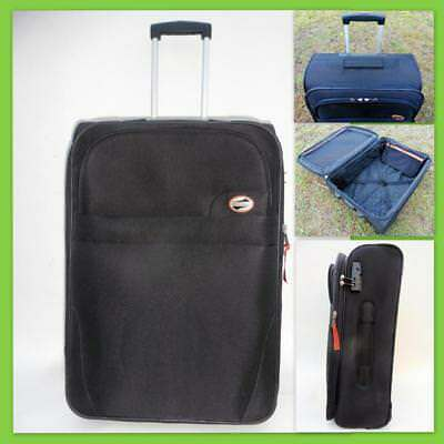 4a3041b9d1b American Tourister Luggage Travel Suitcase Trolley Briefcase 2 Wheel Case M  64cm