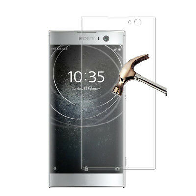 For SONY Xperia XA2 Tempered Glass Film Cover 3D Screen Protector Guard