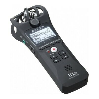 Zoom H1n | Handy-MP3-Wave-Recorder inkl. Cubase LE | NEU