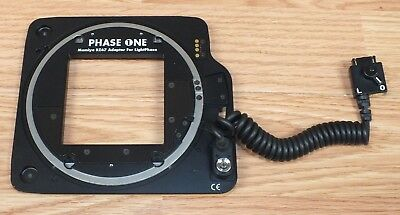 Genuine Phase One Mamiya (RZ67) Digital Back Adapter Mount Back For Hasselblad!