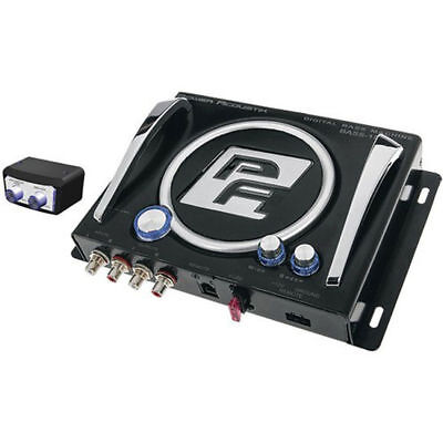 POWER ACOUSTIK Digital Bass Reconstruction Processor | BASS-15C