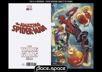 (Wk14) Amazing Spider-Man, Vol. 4 #798C - (Red Goblin) Young Guns - Preorder 4/4