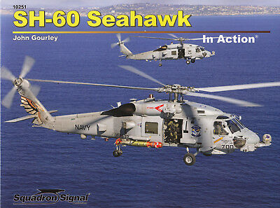 2ss10251/ Squadron Signal - In Action 251 - SH-60 Seahawk - TOPP HEFT