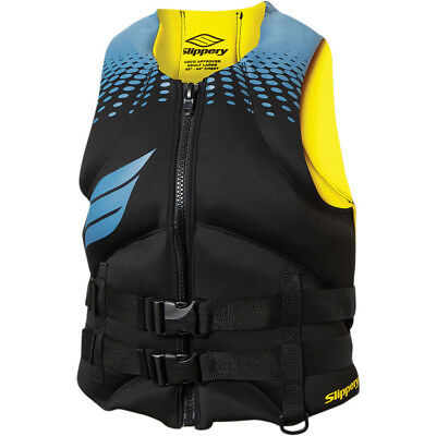Slippery Surge Neo Vest Steel Blue