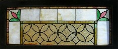 Antique Stain Glass Window from Syracuse New York