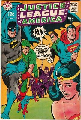 Justice League of America #66 strict NM- 9.0 High-Grade Generallismo 50% Off Wow