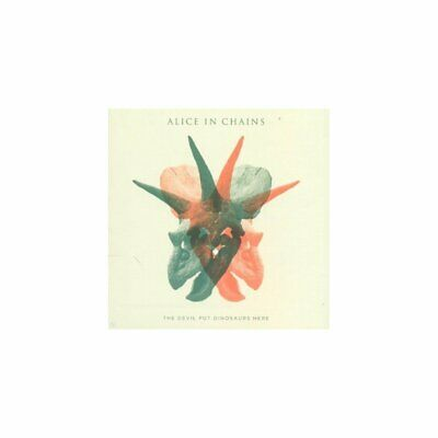 Alice In Chains - The Devil Put Dinosaurs Here NEW CD