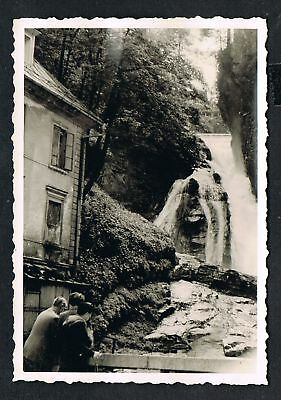 BAD GASTEIN, Foto vintage Photo, Wasserfall, /145