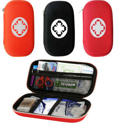 Waterproof Portable Mini Car First Aid Kit Medical Box Emergency Survival Kit