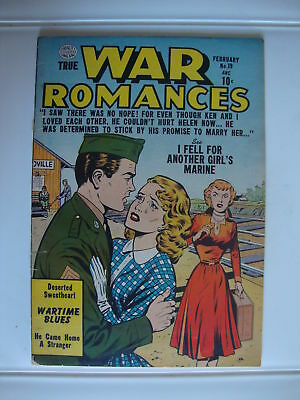 True War Romances #19 FA I Fell For Another Girl's Marine