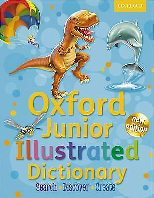 Oxford Junior Illustrated Dictionary, Oxford Dictionaries, New Book