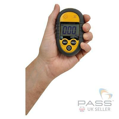 *NEW* Genuine Kane 77-UK Carbon Monoxide Meter with Audio/Visual, Vibrating Alar