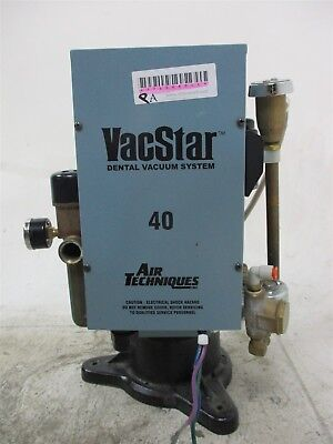 VacStar 40 Dental Vacuum Pump System for Operatory Suction
