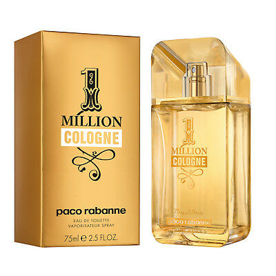1 MILLION COLOGNE de PACO RABANNE  - Colonia / Perfume EDT 75 mL - Hombre / Man