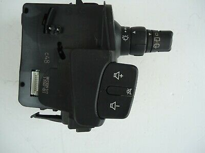 Renault Clio MK3  /  Modus wiper switch and stereo control switches 2006 to 2012