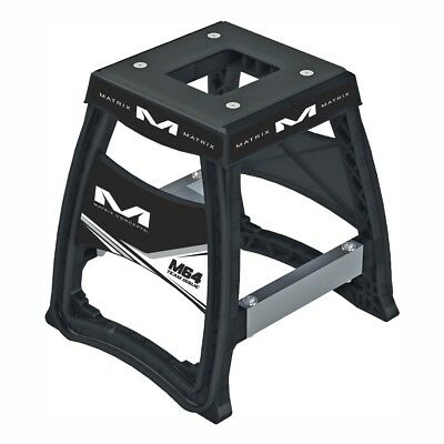 Matrix Concepts M64 Elite Lightweight Motorcycle ATV ATC Stand Black M64-101
