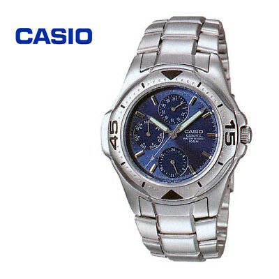 NEWEST CASIO MTD1060D 7A2 Men's Stainless Steel Watch 100M  t9ejn