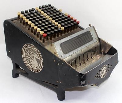 Antique Brandt Automatic Cashier