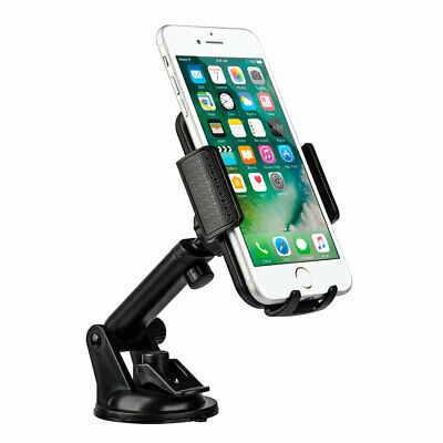 Universal Dashboard Windshield Cell Phone Car Mount Phone Holder Extension Arm