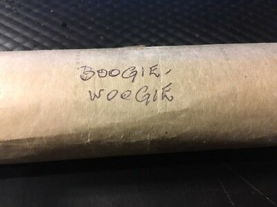 Piano Roll Boogie Woogie