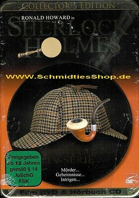 Sherlock Holmes - Collectors Edition Metallbox+Hörbuch